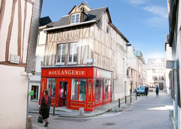 Boulangeries In Paris. Boulangepicier, Paris