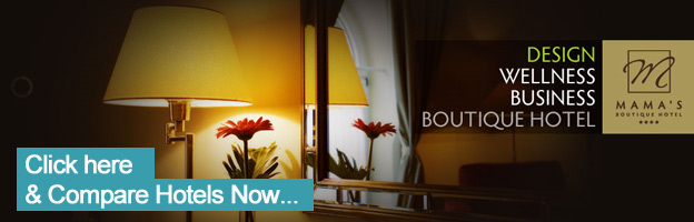World s best budget boutique hotels top 10 cheap for Mamas design boutique hotel bratislava