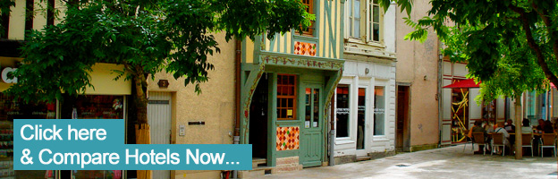 Troyes Hotels