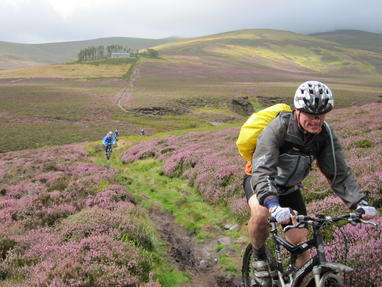 Adventure Sports in the Lake District - Chris Walker Cycle Challenge