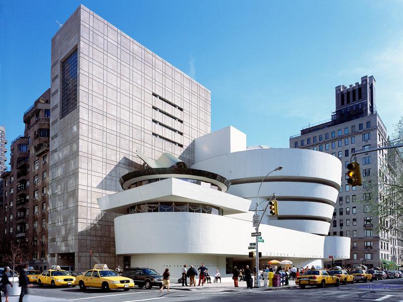 Solomon R. Guggenheim Museum