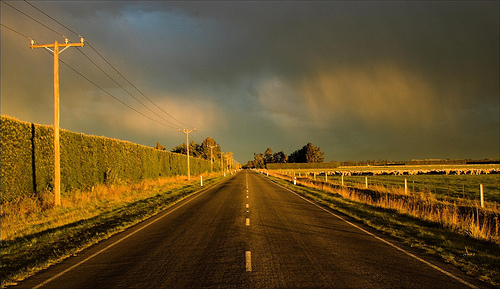 Travel Photography Tips - Long Road Photo