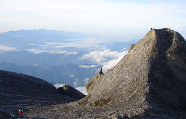 Malaysia -Kota mountain