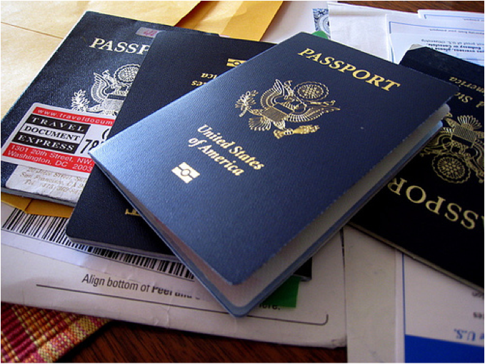 Travel Disasters - Losing your passport