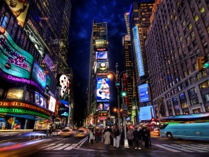 Most Visited Tourist Destinations - Times Square, New York