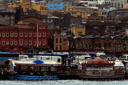 Famous Bond Film Locations - Istanbul