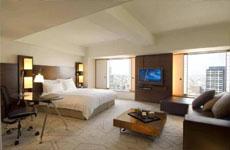 Hilton Hotel in Tokyo city