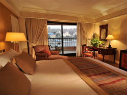 Intercontinental Hotel Cairo Semiramis