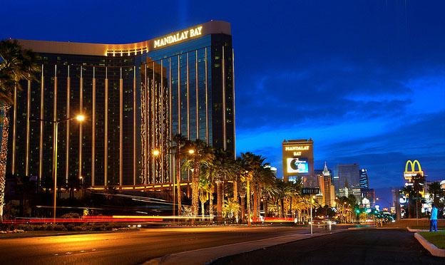 Las Vegas City casino