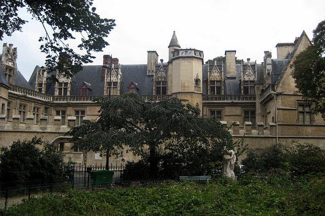 Musee National Du Moyen Age.