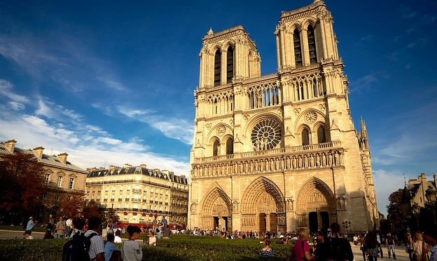 Paris city and hotels guide hotels fairy for Hotel notre dame paris