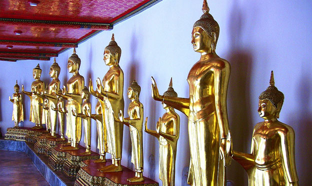 Top vacation destinations - Bangkok-Thailand