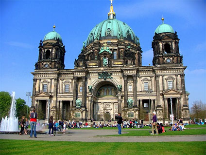 Berlin's Most Famous Landmarks - Berliner Dom Cathedral