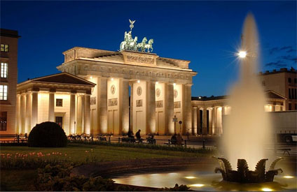 Berlin's Most Famous Landmarks - Brandenburg Gate