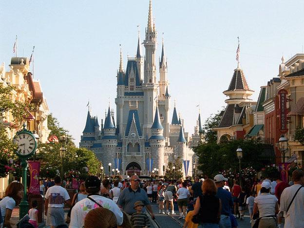 Family Holidays To Disneyland Florida