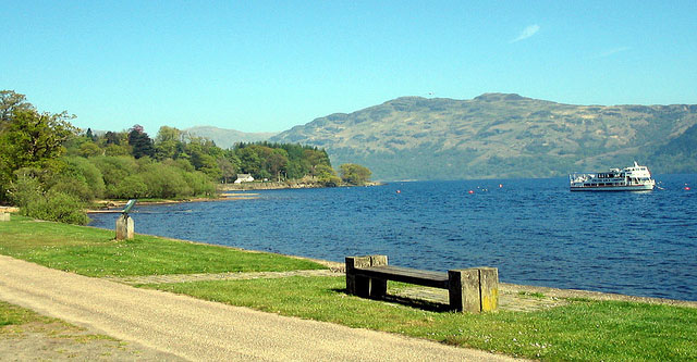 Top UK Tourist Attractions - The Loch Ness