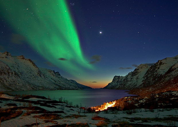 Northern Lights from tromoso