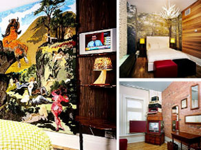 Amazing Themed Hotels