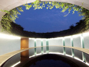 The Benesse Art Site Naoshima Hotel in Japan