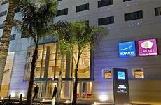 The Novotel Hotel