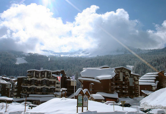 Courchevel one of the top ski resorts