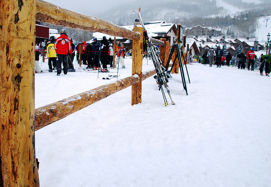 Vail one of the top ski resorts