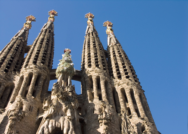 Barcelona is the perfect weekend holiday destination