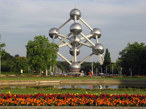 Sites to See in Brussels - Atomium