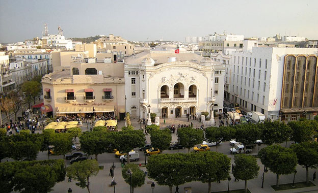 Theater Municipal de Tunis