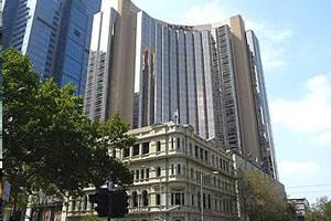 The Grand Hyatt Hotel Australia