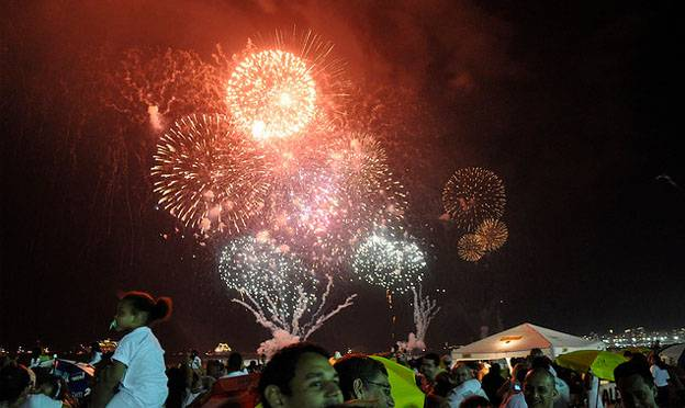 Celebrations From Around The World - Rio de Janeiro New Year Celebration