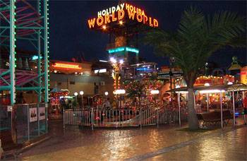Holiday world theme park maspalomas Gran Canaria