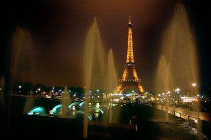 Romantic Weekend Break Ideas - Paris
