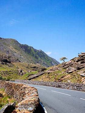 Classic British Driving Roads - Pass of Llanberis