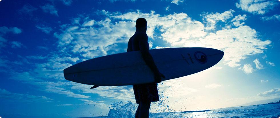 Surf Your Way Around The World