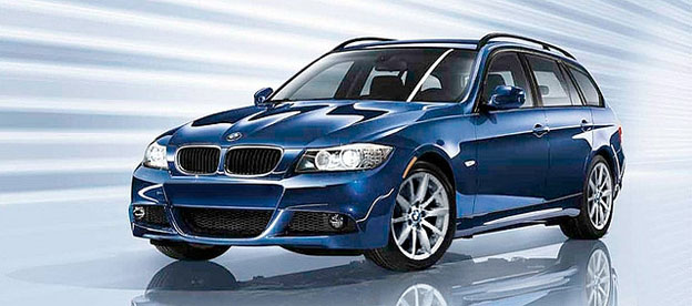 The best cars for traveling - BMW 328i