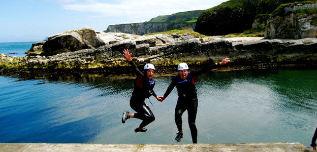 coasteering-newcastle-northern-ireland