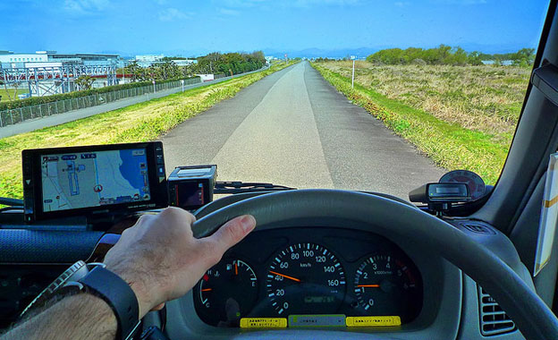 Tips to travel by road - Driving a car