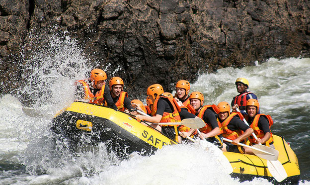 Five of the World's Best White Water Rafting Locations