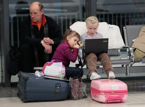 Worst airports to be delayed - Moscow Sheremetyevo