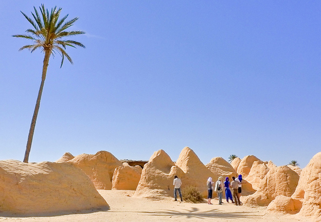 The World's Hottest Places to Live - Kebili Tunisia