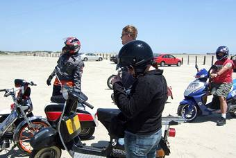 texas-beach-scooter