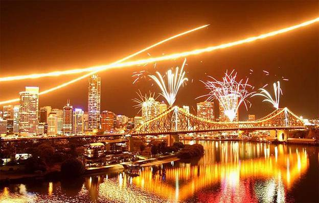 Get the best Happy New Year hotel deals from Hotels-Fairy.com. River Festival Brisbane Fireworks