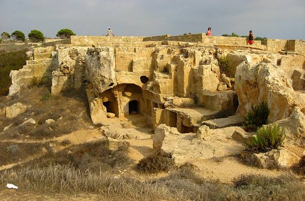 Tombs-of-the-Kings-paphos-cyprus