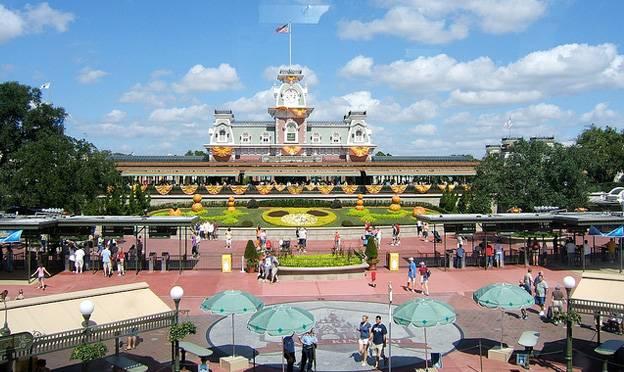Theme Parks in Florida: Disneys Magic Kingdom