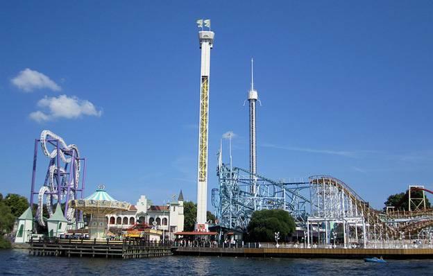 Grona-Lund-Amusement-Park