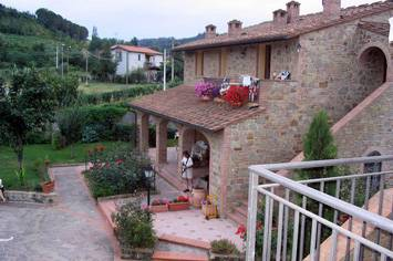 Luxury of Tuscan Holiday Villas