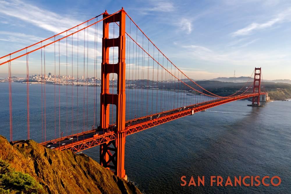 West Coast to East Coast On A Budget - Sanfrancisco