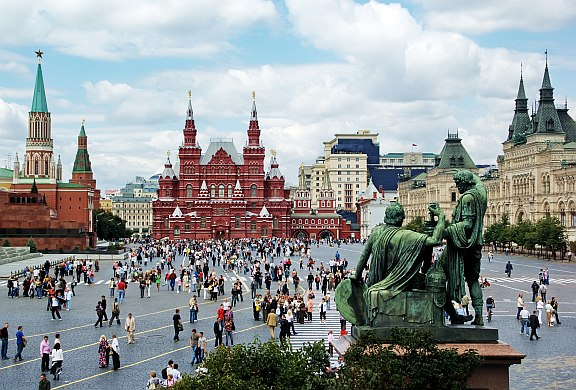 Why there has never been a better time to visit Russia - Red Square in Moscow