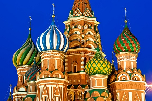 Why there has never been a better time to visit Russia - St Basil's Cathedral in Moscow